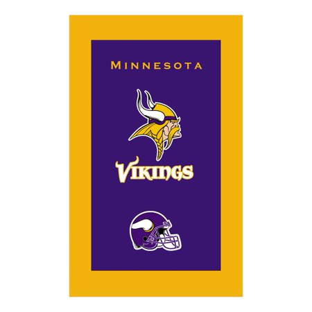 Minnesota Vikings Towel - Minnesota Vikings Towel