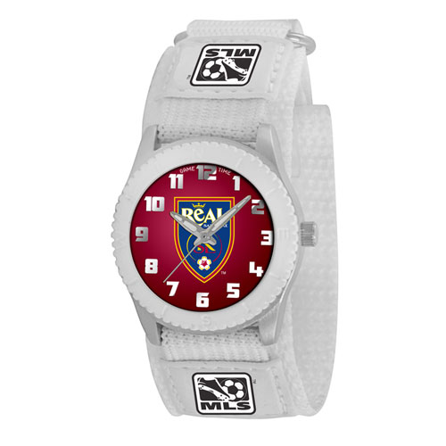 Real Salt Lake Youth Rookie Watch (White)