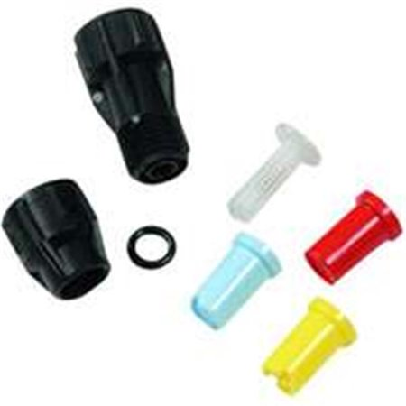 Jun-24 Nozzle Kit With Fan Spray Fan Nozzle Kits