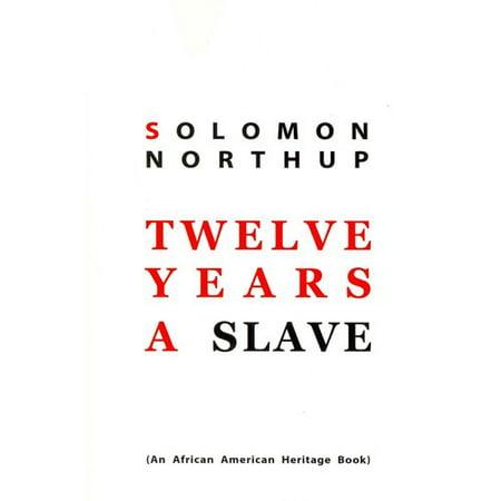 Twelve Years A Slave Essays