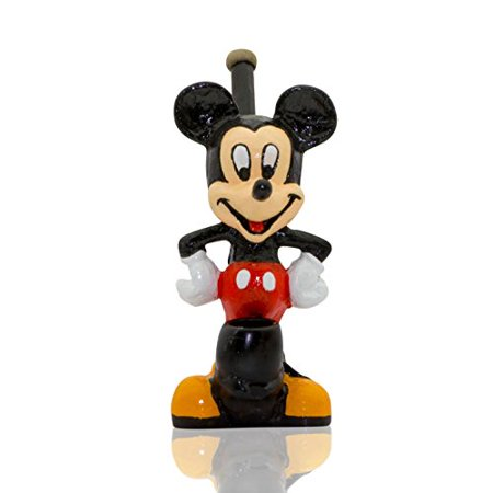 Handmade Tobacco Pipe Mickey Mouse
