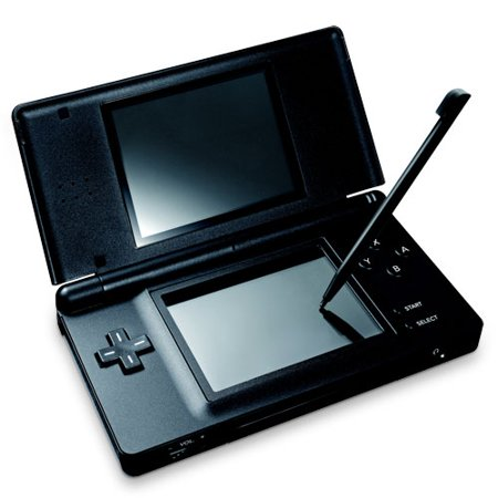 nintendo ds lite onyx. Black Bedroom Furniture Sets. Home Design Ideas