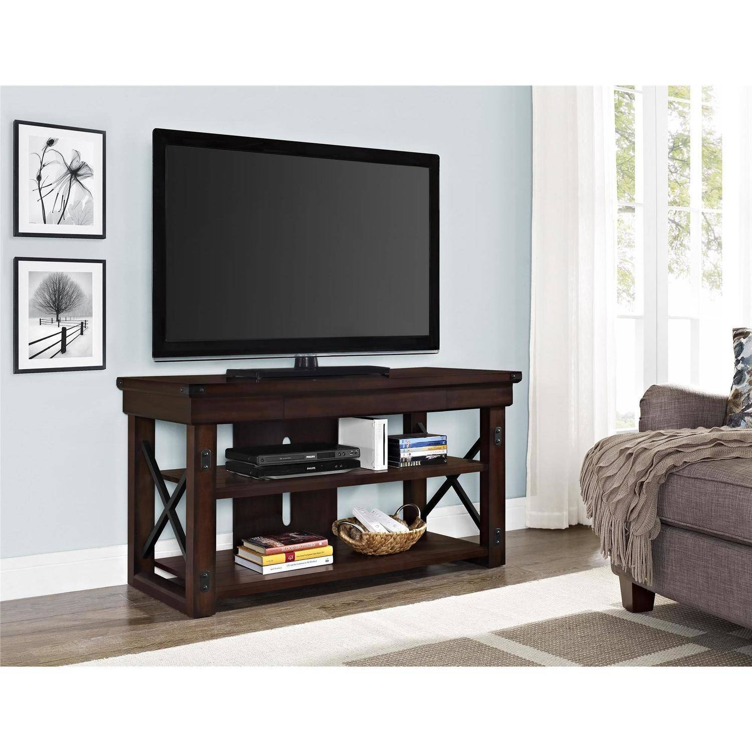 Better Homes and Gardens Preston Park TV Stand for TVs up to 50