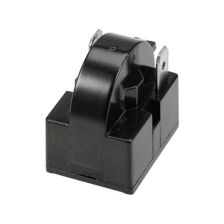 12 ohm 2 pin refrigerator ptc starter relay. Black Bedroom Furniture Sets. Home Design Ideas
