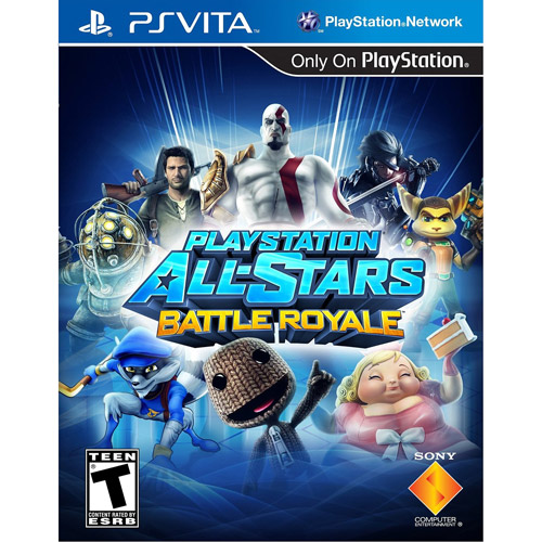 Sony 711719220602 22060 All-Stars Battle Royale - PlayStation Vita