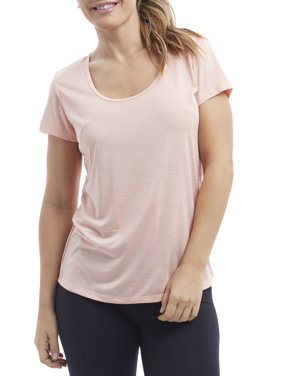 0d45d30428 Product Image Bally Women s Active Short Sleeve Scoopneck Performance  T-Shirt