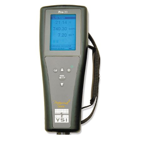 Dissolved Oxygen Conductivity Meter, Ysi, Pro20 by YSI