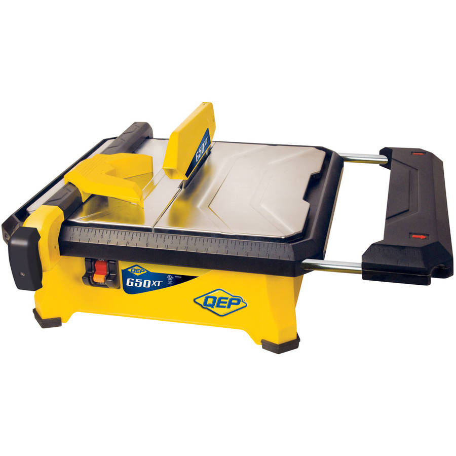 "Qep 22650Q 7"" Tile Wet Saw"