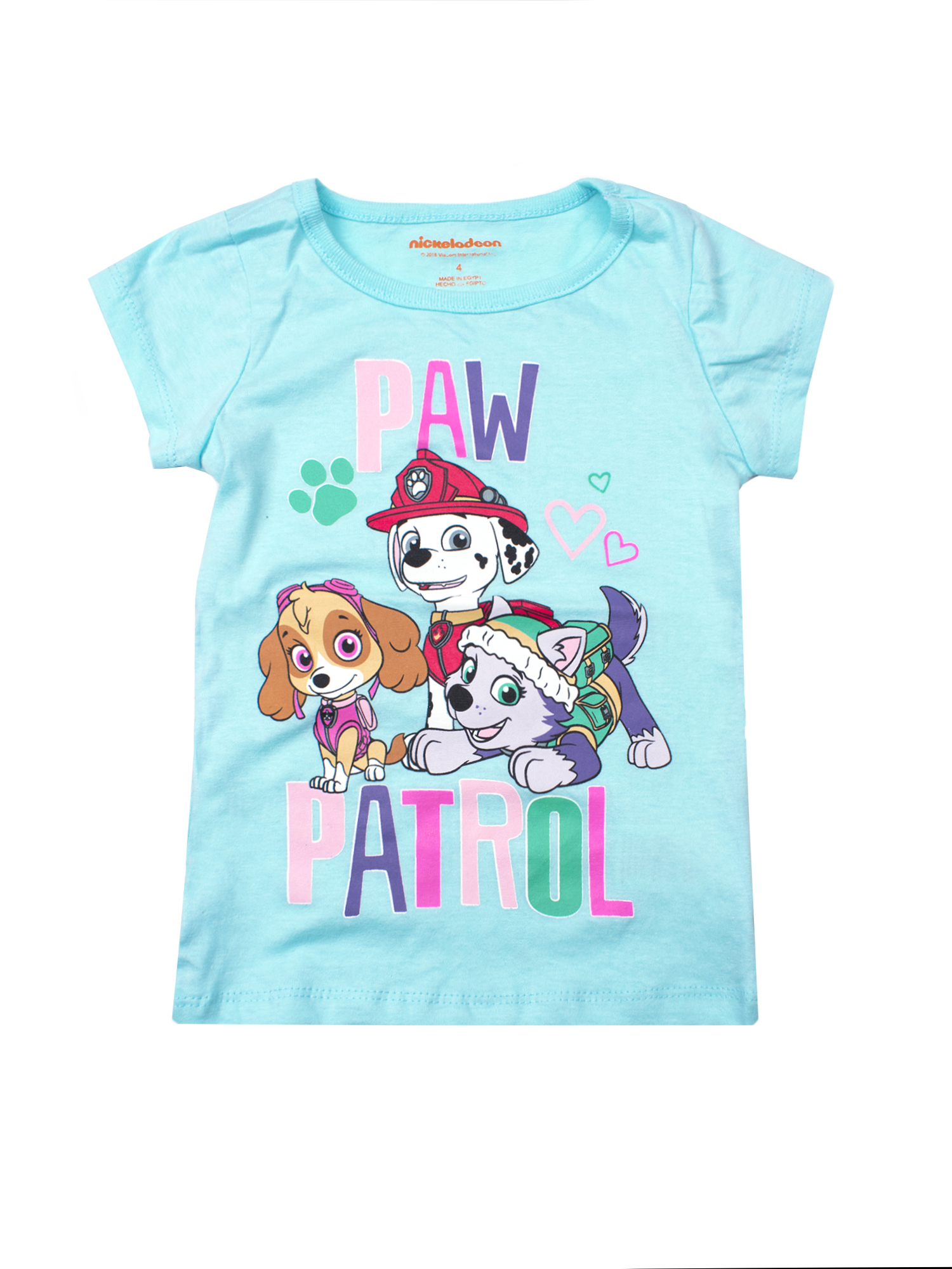 Skye and Friends Graphic T-Shirt (Little Girls & Big Girls)