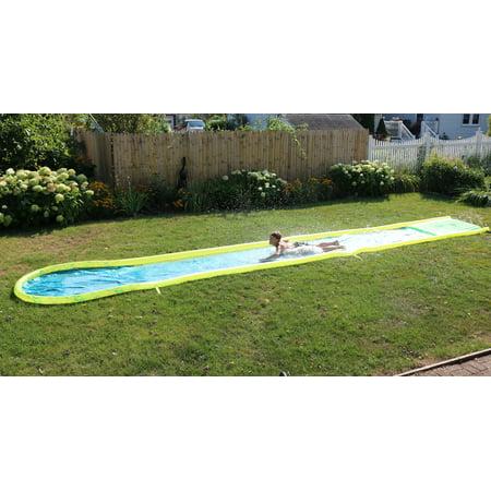 b4 Adventure Extra Long 30' Water Slide & Splash Pool