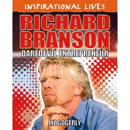 Richard Branson  Inspirational Lives   Paperback