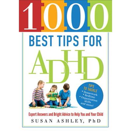 1000 Best Tips for ADHD - eBook