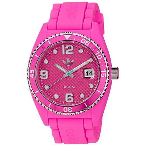 Adidas Brisbane PK SIL STR Watch ADH6154 (Pink) by Adidas