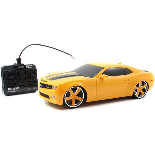 1:16 Radio-Controlled 2010 Chevy Camaro SS