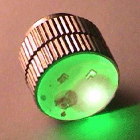 Jade Red Clip Flashing Body Light Lapel Pins