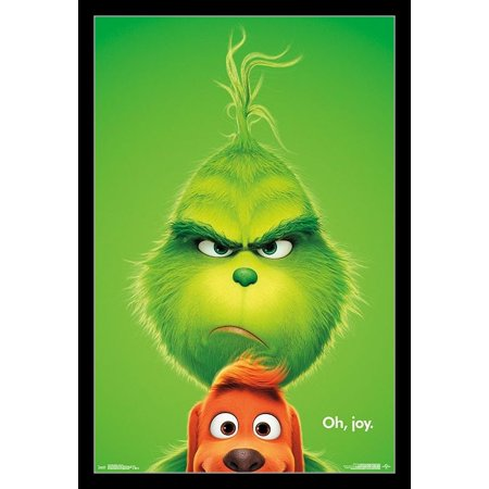 Grinch Poster (The Grinch - Key Art Poster)