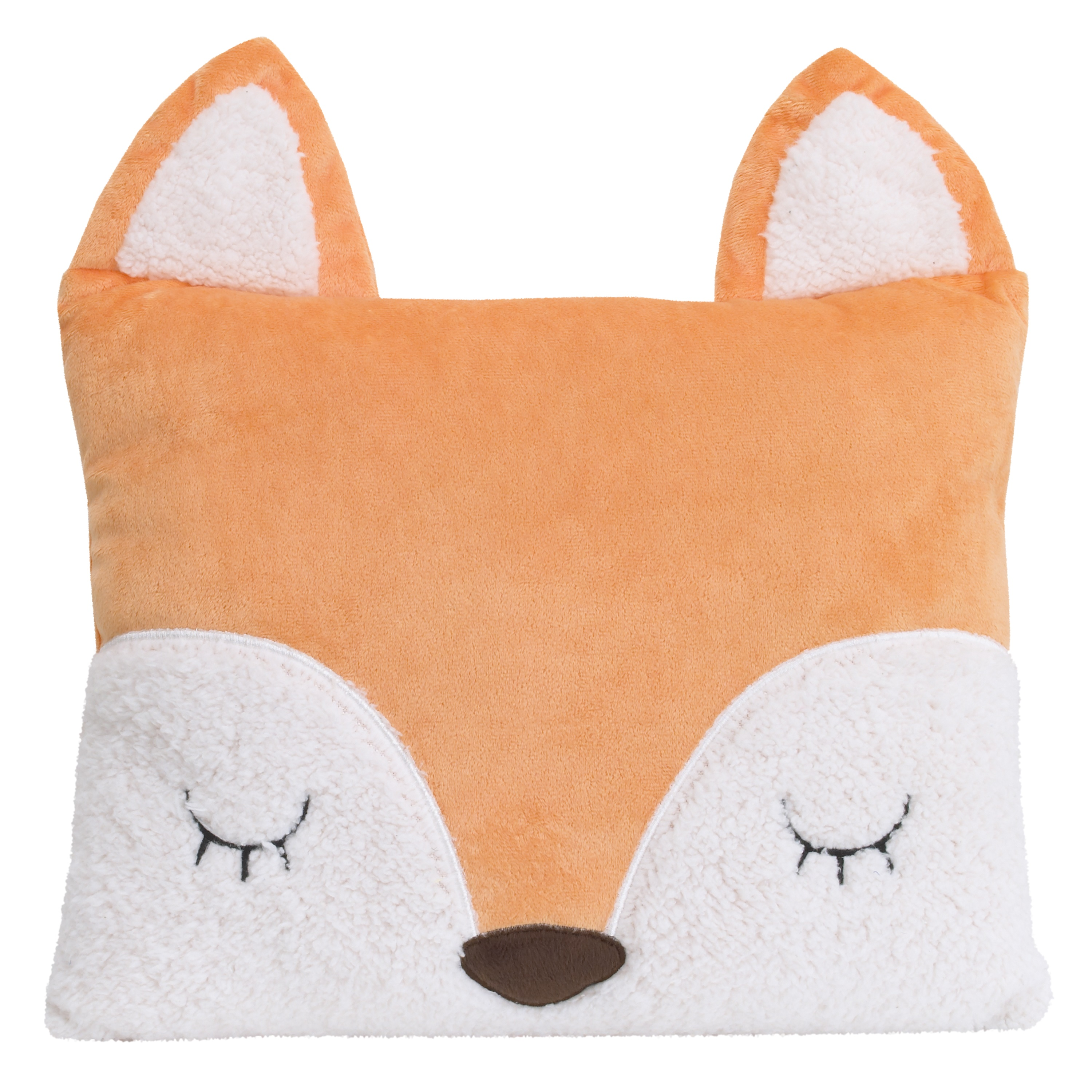 Little Love by NoJo Fox Pillow by Crown Crafts Infant Products, Inc.
