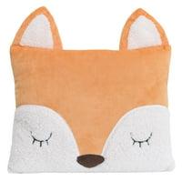 Little Love by NoJo Fox Pillow
