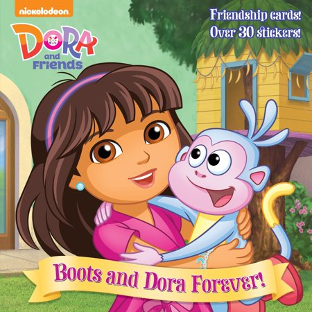 Dora Bubble (Boots and Dora Forever! (Dora and)