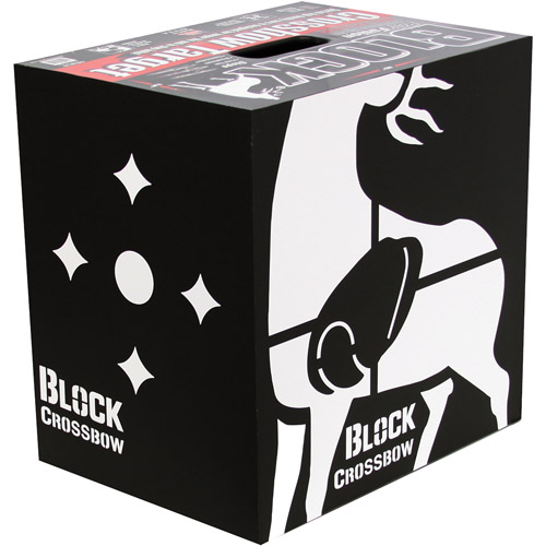Field Logic Block Black CB-16 Crossbow Target 56500