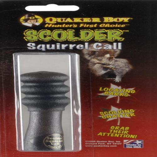 Quaker Boy Inc. Scolder Squirrel Call - 2606
