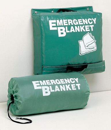 Emergency Blanket, 8A885 by VALUE BRAND