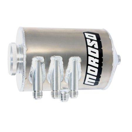Moroso 5 qt Dry Sump Oil Tank P/N 22683 Moroso Dry Sump Breather Tank