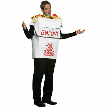Chinese Take Out Costume for $<!---->