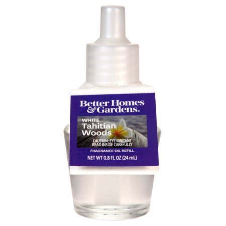 Better Homes And Gardens Fragrance Oil Refill White