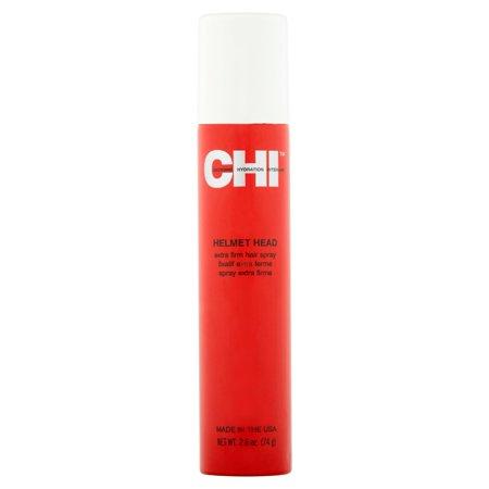 Cationic Hydration Interlink Helmet Head Extra Firm Hair Spray  2 6 Oz