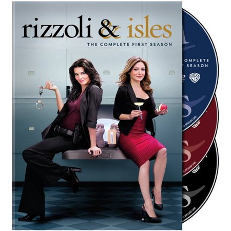 Rizzoli   Isles  The Complete First Season