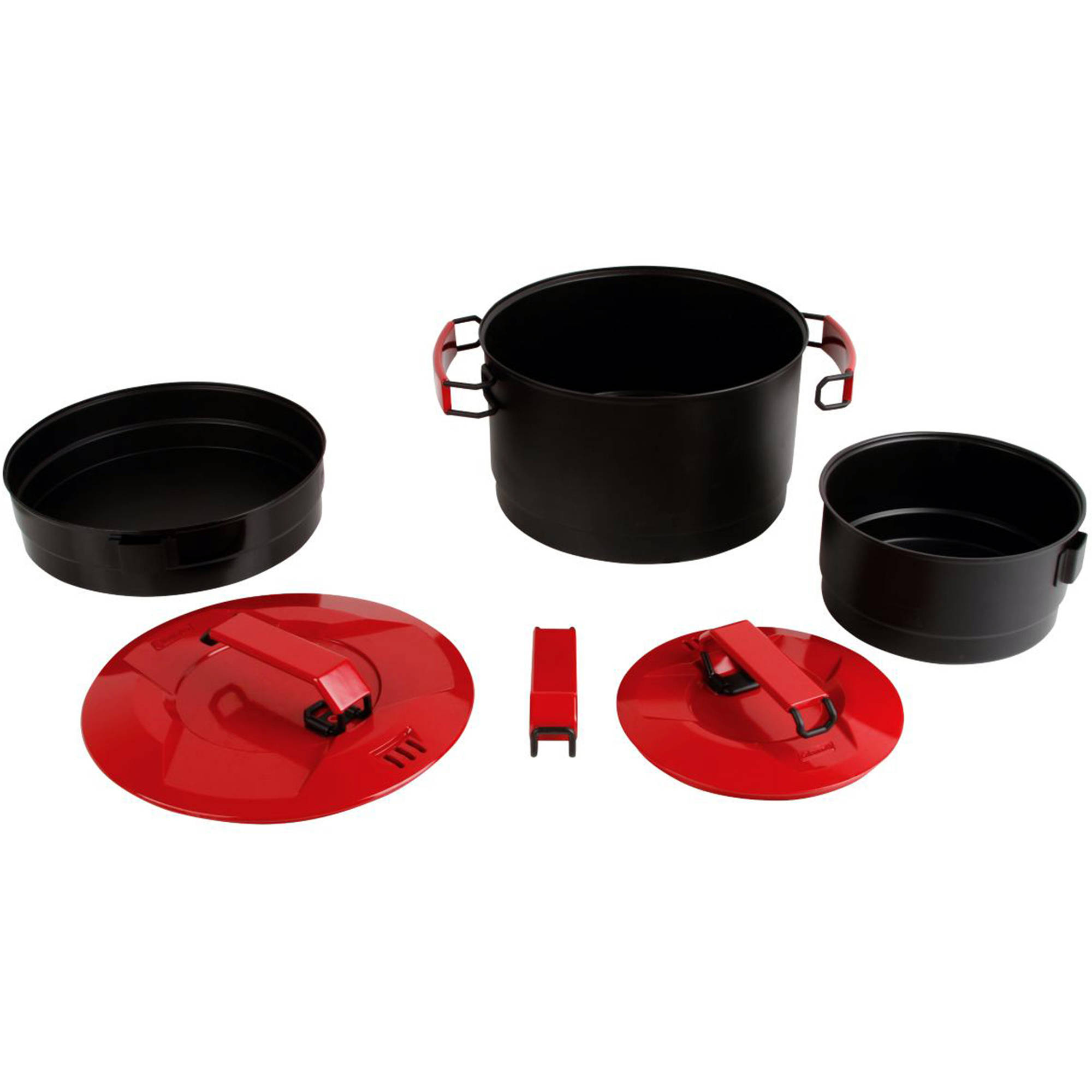 Click here to buy Coleman Rugged Family Cook Set by COLEMAN.