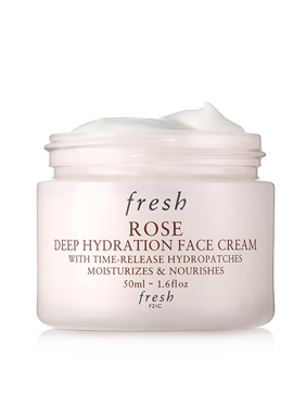 Fresh Rose Deep Hydration Face Cream, 1.6 Oz