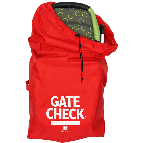 JL Childress - Gate Check Bag for Standard & Dual Strollers