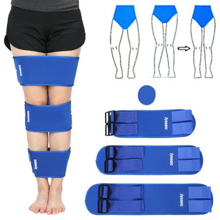 Garosa 3Pcs/Set O/X Legs Correction Brace Bands Knock knee Bowlegs Straightening Bandage Belts Kit, Legs Straightening Correction Belt, Bowlegs Correction Belt - image 6 of 6