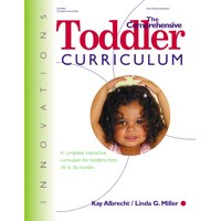 The Comprehensive Toddler Curriculm (Paperback)