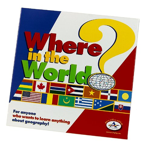 Where In The World, Most comprehensive world geography game By TaliCor