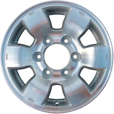 Wheel for 1998-2000 Nissan Pickup 15x6 Refinished 15 Inch Rim Nissan Factory Rims