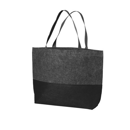 Port Authority Large Felt Tote