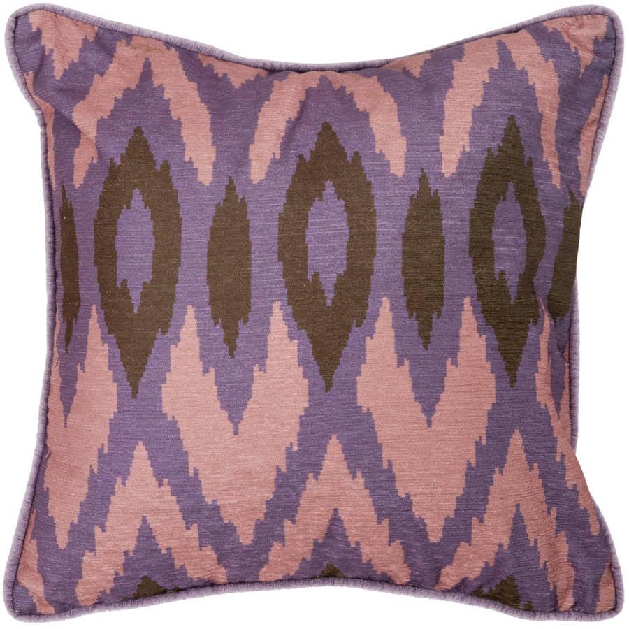 Safavieh Easton Lavender Pillow, Set of 2
