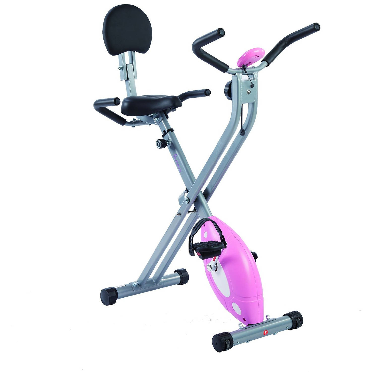 Sunny Health and Fitness SF-RB1117 Folding Recumbent Bike