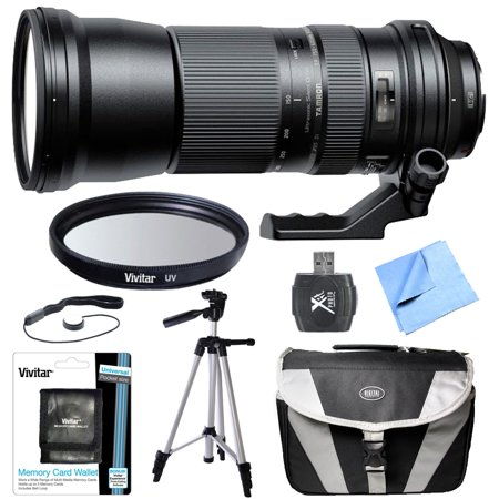 Tamron SP 150-600 mm F/5-6.3 Di VC USD Zoom Lens All