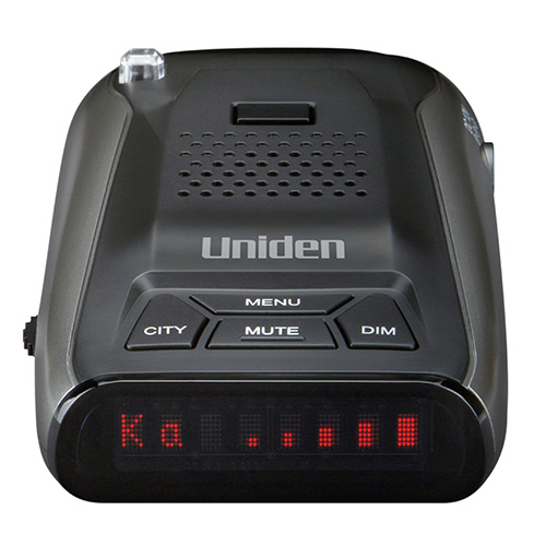 Buy Uniden DFR5 Radar Detector with Dot Matrix Display & DC Charging Cable by Uniden