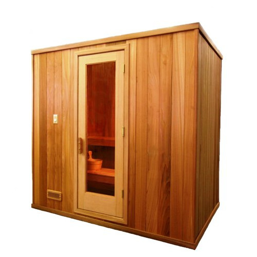 Baltic Leisure Modular 3 Person Traditional Steam Sauna