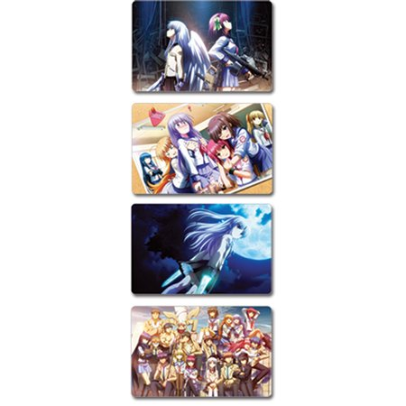 Postcards - Angel Beats - Post Card Toys Anime Licensed (Angels Postcard)