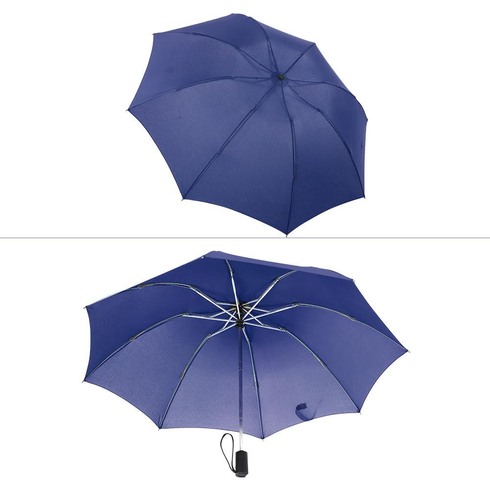 Automatic Compact Umbrella Lightweight Compact Portable Windproof Rain Umbrella Automatic Open /& Close