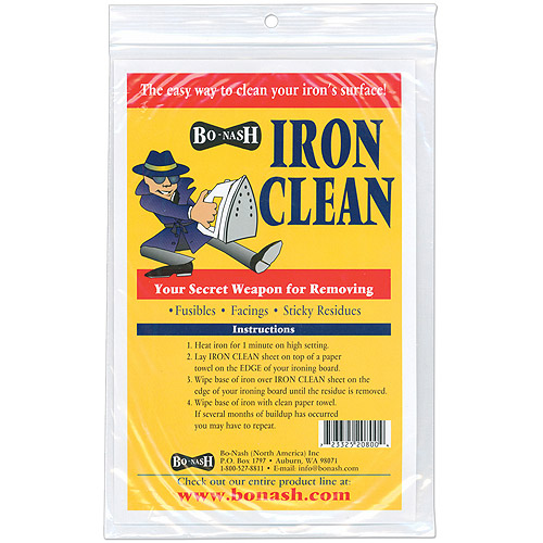 Iron Clean Cleaning Cloths, 10pk