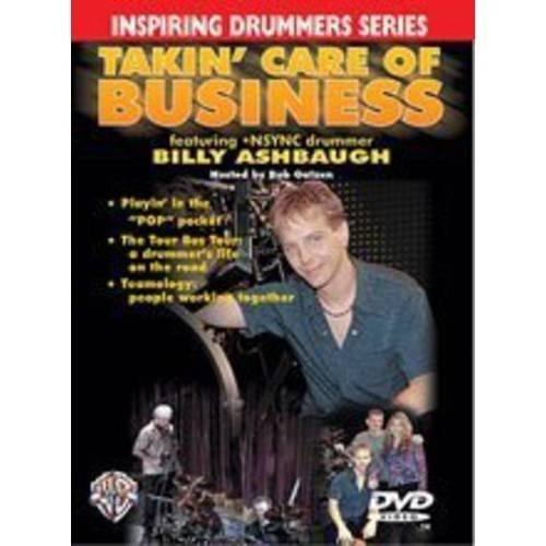 Billy Ashbaugh: Takin Care of Business by Alfred