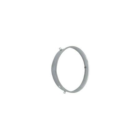 Eckler's Premier  Products 25-327122 - Corvette Retaining Ring Headlamp Seal Beam Stainless Steel