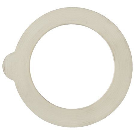 Bormioli Rocco Fido Jar White Replacement Gasket, Bag of 6